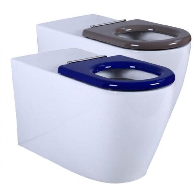 Care Cloed Couple Toilet Suite Dual Flush