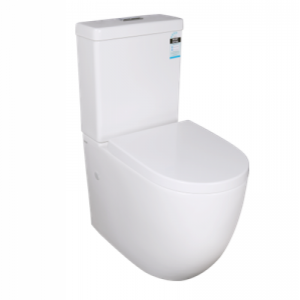 Rola Short Projection Toilet Suite Box Rim Back To Wall